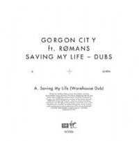 "Gorgon City - Saving My Life  - 12"" - Record Store Day 2016 Exclusive - RSD *"